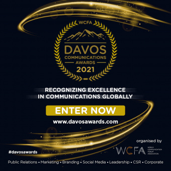 Welcome to the New Davos Communications Awards 2021