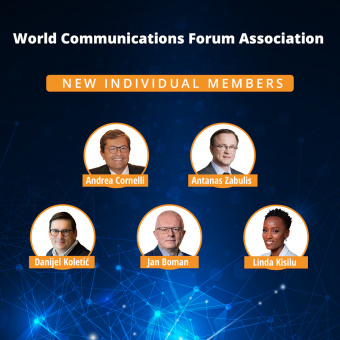 Five New Members Joined WCFA